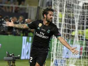 Gulf in class as Madrid takes Super Cup victory