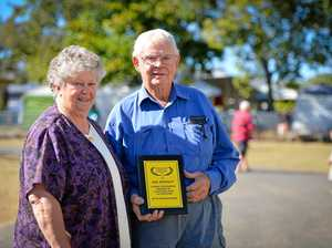 Gladstone's long term showman honoured