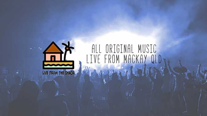 MUSIC: Live from the Shack is looking to promote live, original music the the Mackay region.