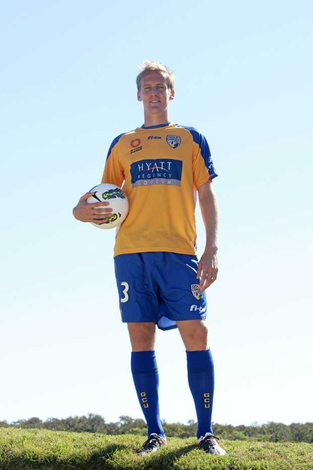 The NPL licence will provide elite players with a pathway to the A League, to follow in the footsteps of players such as former Gold Coast United captain Michael Thwaite, who has made 13 appearances for Australia.