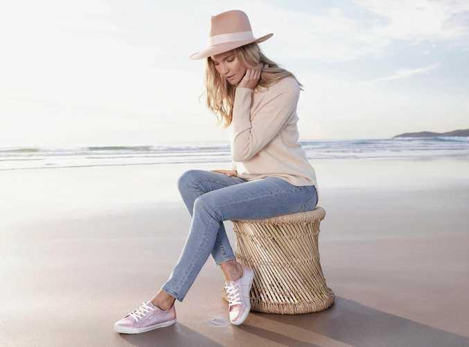 CRUELTY FREE: Noosa-based fashion design company holster's latest footwear range has been certified vegan.