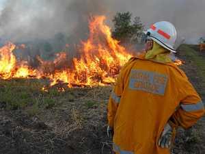 Smoke startles Sunshine Coast hinterland residents