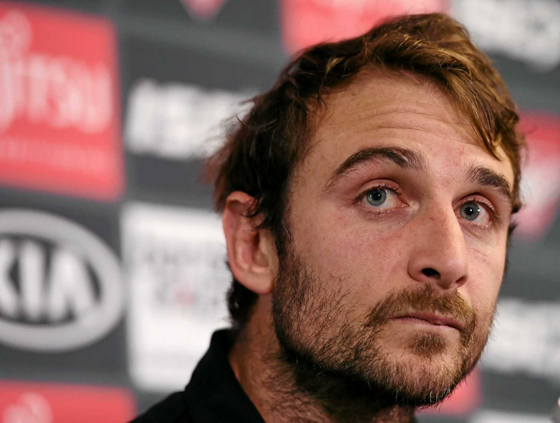 Jobe Watson will retire from the AFL at the end of this season.