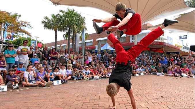 The Coffs Harbour International Buskers and Comedy Festival returns from September 23 to October 1.