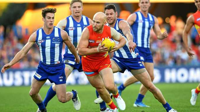 Gary Ablett could be again added to the Suns' injury list