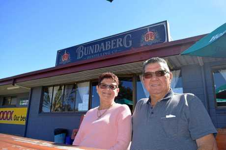 Jennifer and Sid Hurst have lived in Tieri for 15 years.