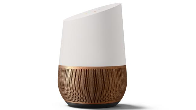 The $199 Google Home is the first official voice-activated smart assistant available in Australia.