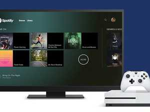 Spotify on Xbox One: better sound track for carnage?