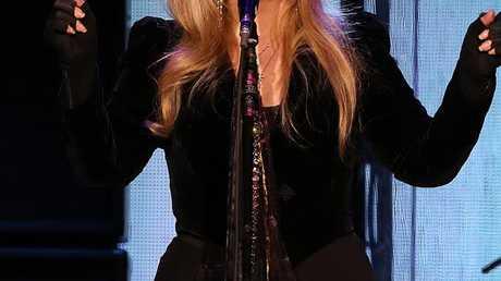 Stevie Nicks last performed solo in Australia in 2011.
