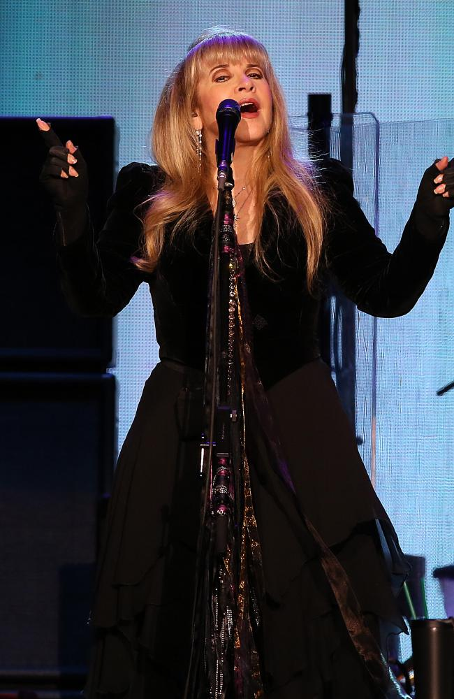 Stevie Nicks last performed solo in Australia in 2011.