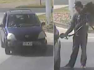 STOLEN PLATES: Police seek man over fuel theft
