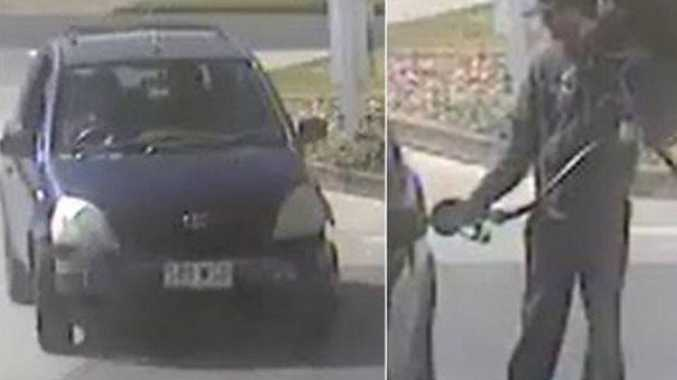 Police are seeking this man over an alleged fuel drive-off reported at a 7-Eleven on Perth St, Rangeville, at 10.26am on Friday, August 4.
