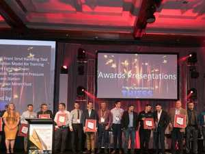 New Acland Coal wins health award