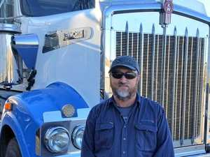 Truckin' the border: Dave McCormack