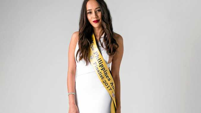 BEAUTY QUEEN: Noosa-raised photography student Sharleen Christie is a finalist in Miss Philippines-Australia.