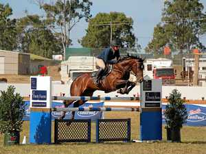 Showjumpers bring world class performance to Gatton