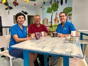 Not-for-profit change a challenge for cafe