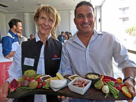 Slow Food Noosa president Erika Hackett.