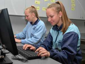 Students learn coding skills for the future