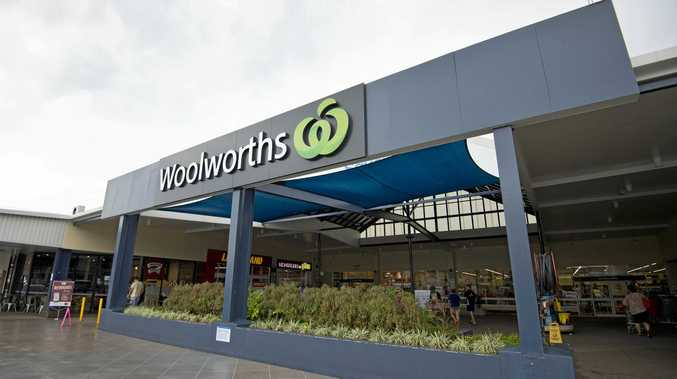 Woolworths at the Gladstone Central Plaza is up for sale.