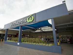 Woolworths thief told she's dressed inappropriately