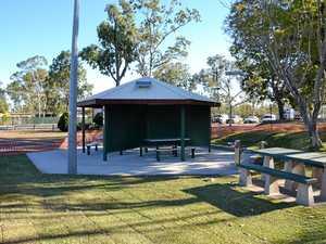 Rest stop shelter honours road safety campaigner