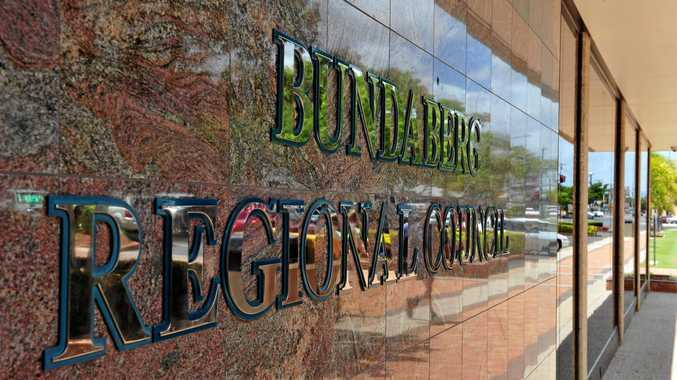 COUNCIL: Bundaberg Regional Council building.