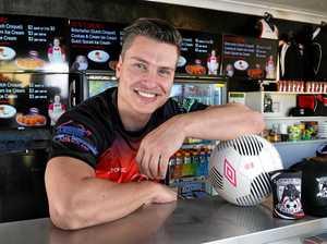 COOK UP! Ipswich set for Ben Ungermann feast
