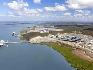 'Bad place': ACCC lashes out at Curtis Island exports