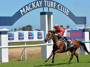 NQ race meet a big win for Ooralea Racecourse