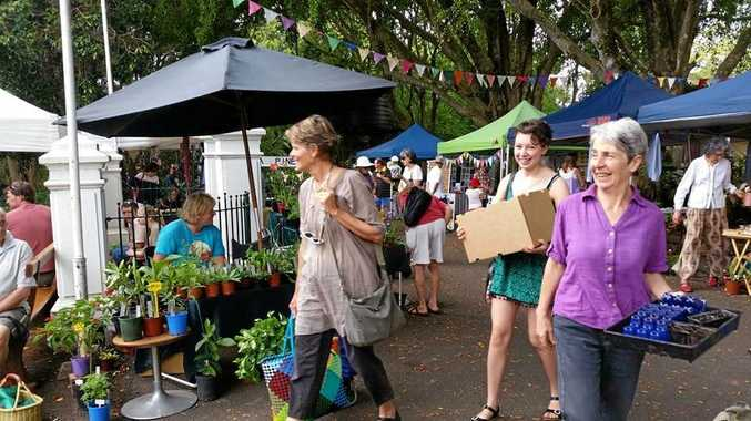 MONTVILLE MARKET: The monthly market is a hit in the quiet village.