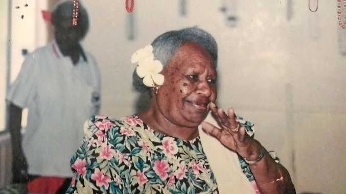 BRING HER HOME: Susan Nawakie (née Poi Poi) was a community elder, former midwife and a loving mother. Her family is trying to honour her wish to be laid to rest on Dauan Island in the Torres Strait.