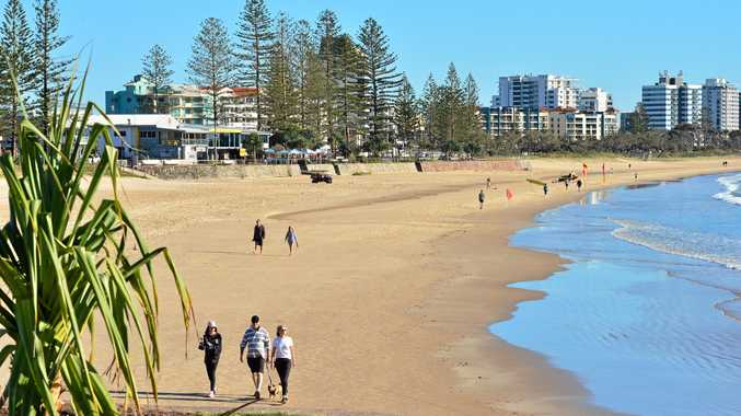 You can forget your jumpers next week. The Coast's perfect winter weather is about to get really hot.