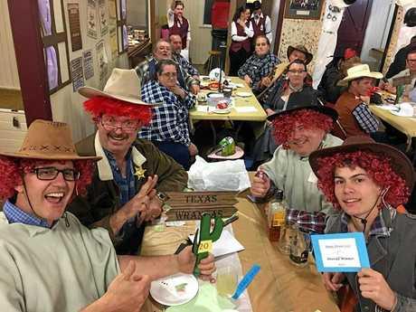 Kumbia Brain Drain 2017 runners up, Texas Wranglers.  Photos: Contributed
