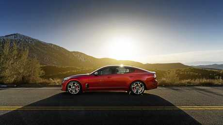 Kia will launch its 2017 Stinger models from October.