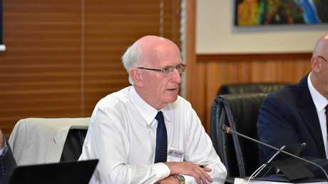Fraser Coast Regional Council - Mayor Chris Loft..