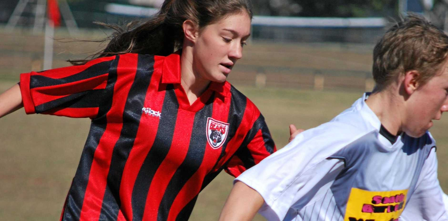 VICTORY: Chinchilla Cougars U16's went head to head with Kingaroy at the weekend beating them 5-2.
