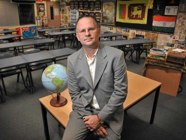 Associate Professor Michael Nagel believes NAPLAN testing is a waste of time and money.