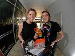 Sisters' Australia-first project tackles Coast CBD waste