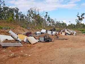 Dingo Beach no dump for junk