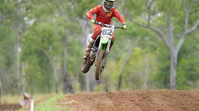 Rockhampton rider Peter Stapleton will compete in the weekend's interclub series.