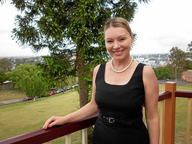 Dr Patricia Petersen is set to run for Mayor of Ipswich at the 2016 local government elections. Photo: Contributed