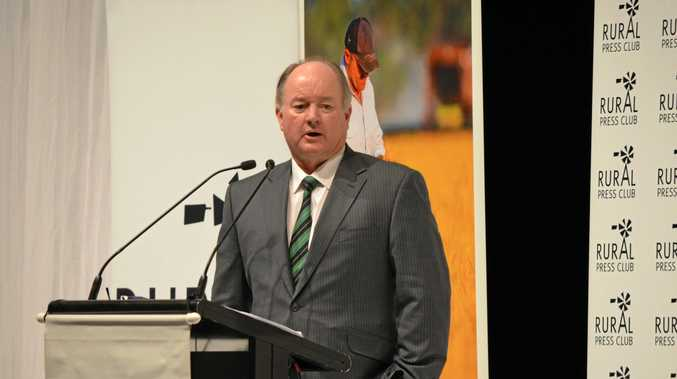 Australian Country Choice group managing director David Foote.