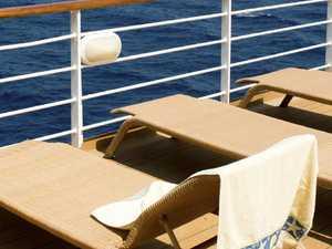 Dozens on cruise ship struck down with gastro