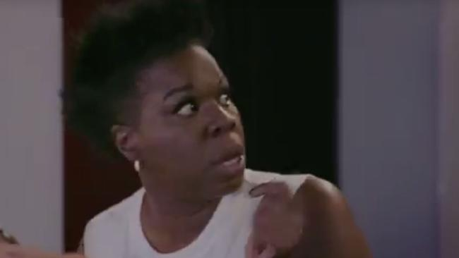 Leslie Jones was surprised by one of the star's from Game of Thrones.