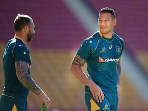 Folau's words could change minds about same-sex marriage