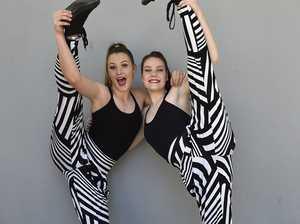 Dancers show off skills at Toowoomba Eisteddfod