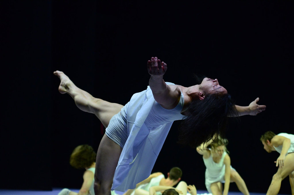 DYNAMIC: Garry Stewart's Be Your Self Redux, performed by the Australian Dance Theatre.