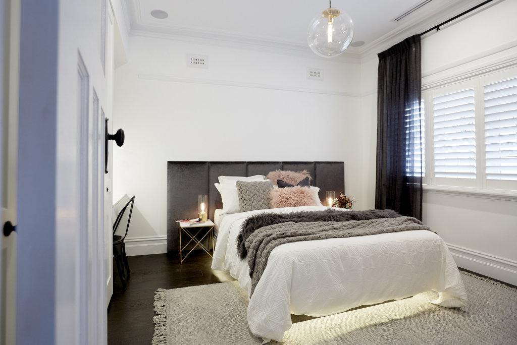 The Block S Most Glamorous Guest Bedrooms Yet News Mail