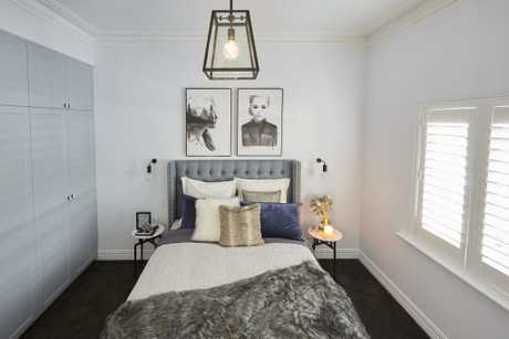 Clint and Hannah have bounced back with their guest bedroom.